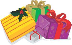 viele-Geschenke