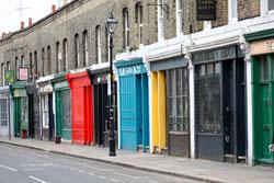strasse-in-london