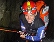 Canyoning bei Nacht